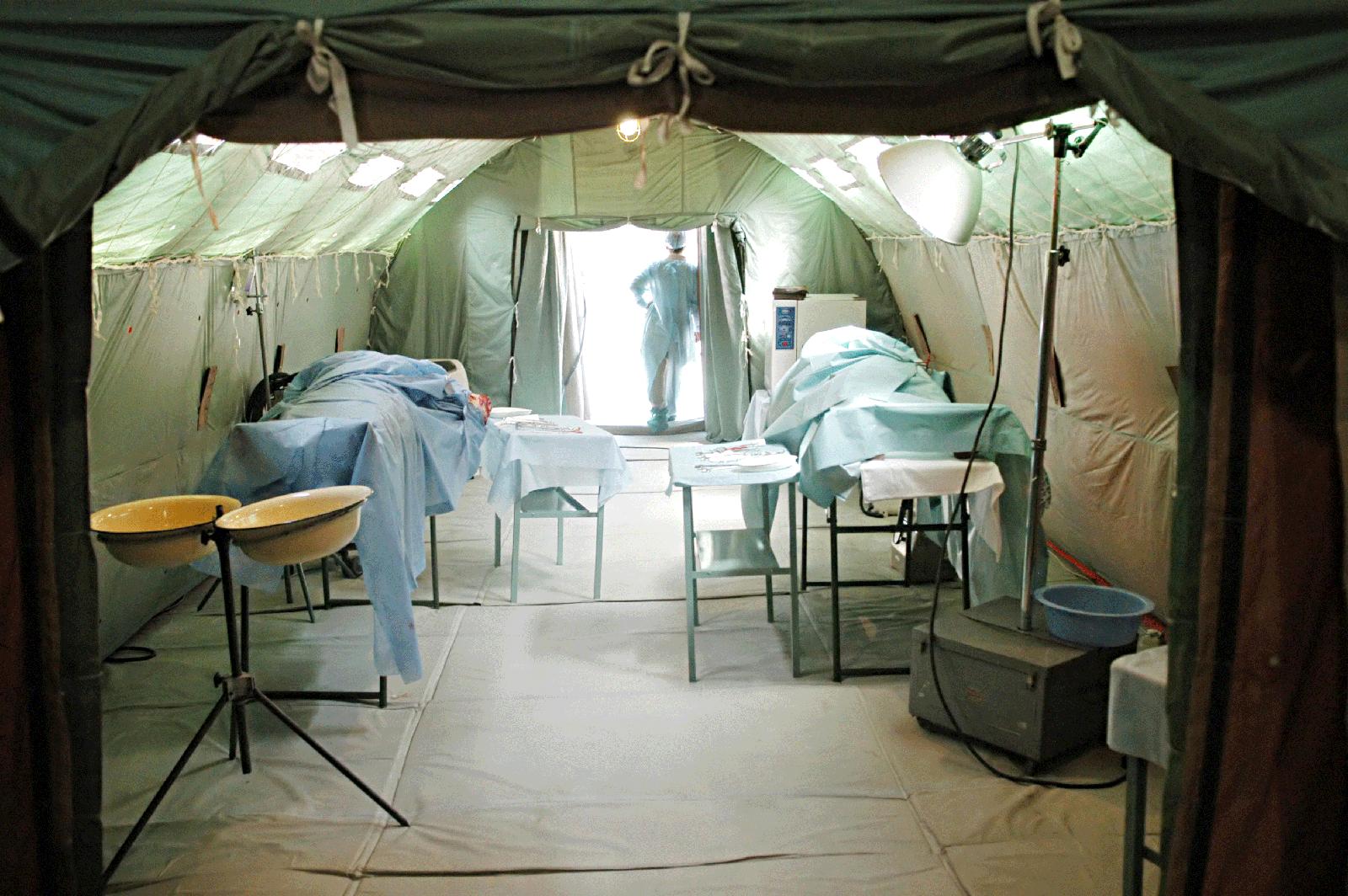 COL Stephen Hetz - Society of Military Surgeons