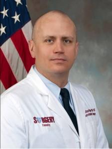 LTC E. Matthew Ritter, MD, FACS