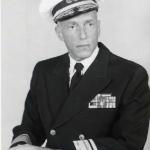 Rear Admiral Ben Eiseman